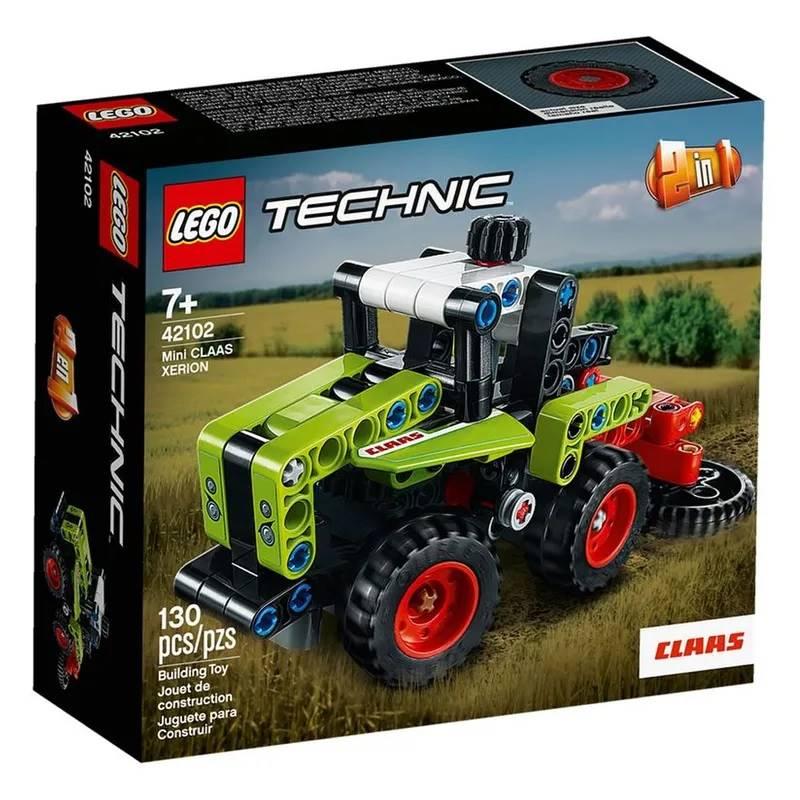 LEGO Technic - Mini Claas Xerion 2 em 1 - Lego 42102