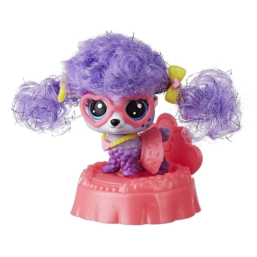 Littlest Pet Shop Cachorrinho Bebe La Poodle - Hasbro E2161 E2426