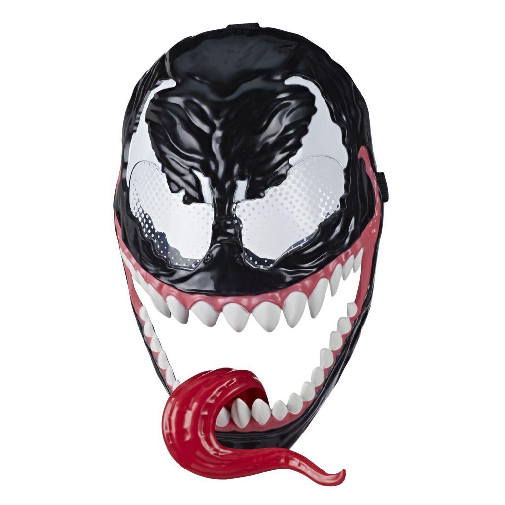 Mascara Spider Man do Maximum Venom E8689 - Hasbro