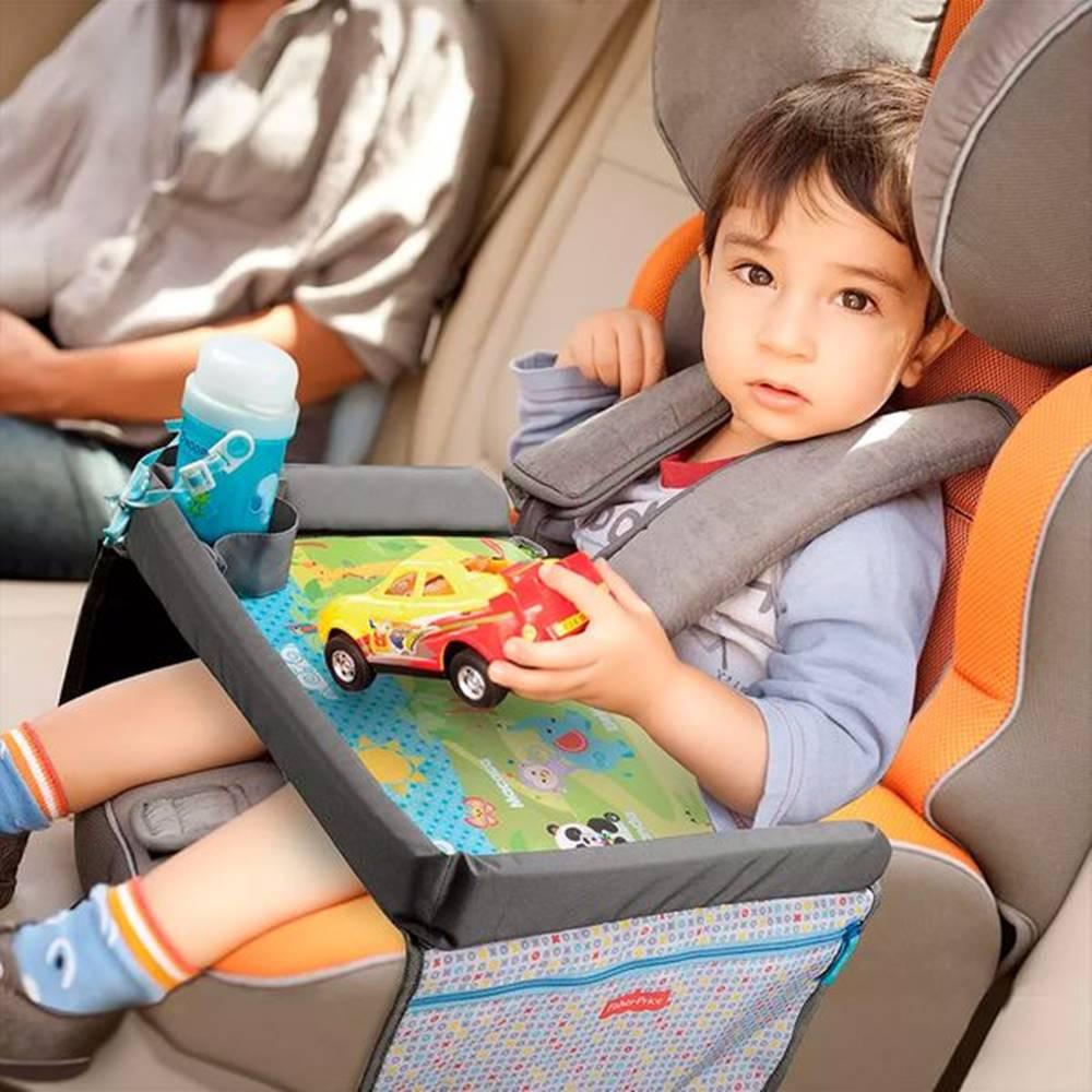 Mesa De Atividades Para Carro E Carrinho Bb319 - Fisher Price