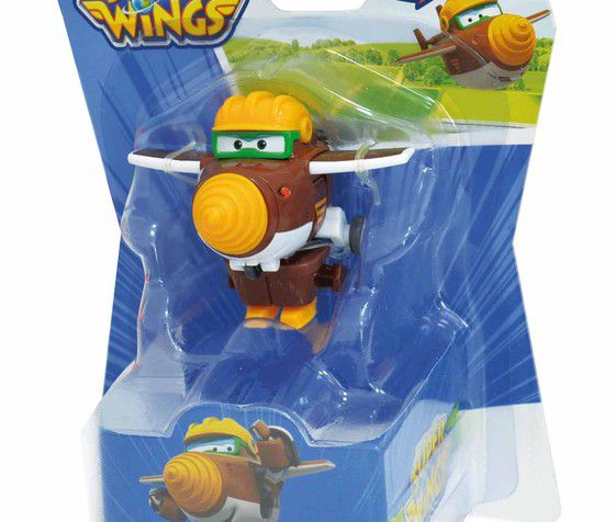 Mini Avião Super Wings Todd 8006-2 - Fun