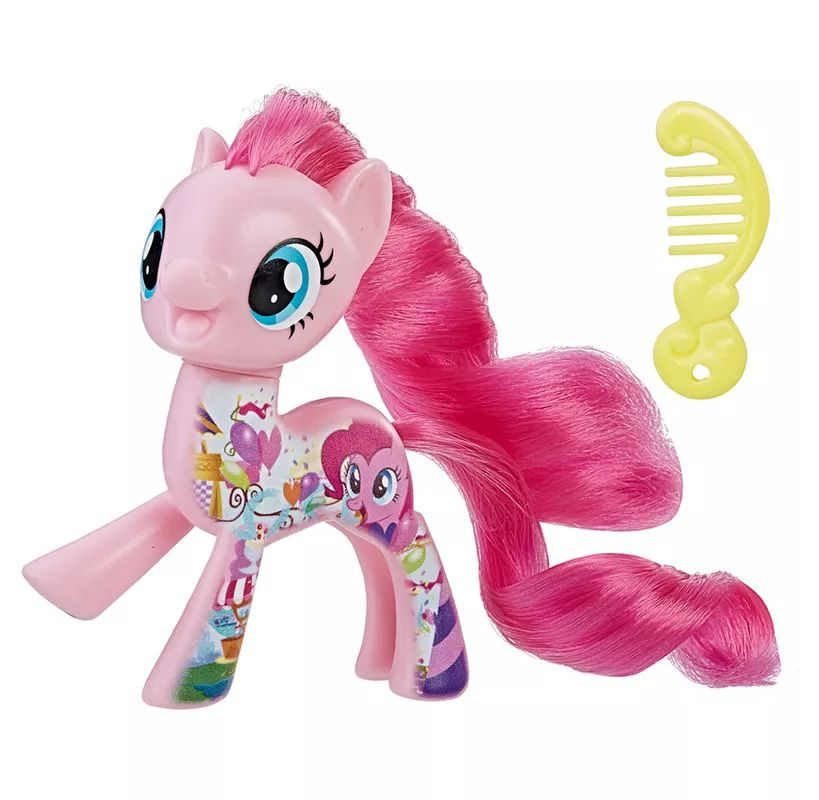 Mini My Little Pony Movie - Pinkie Pie - Hasbro
