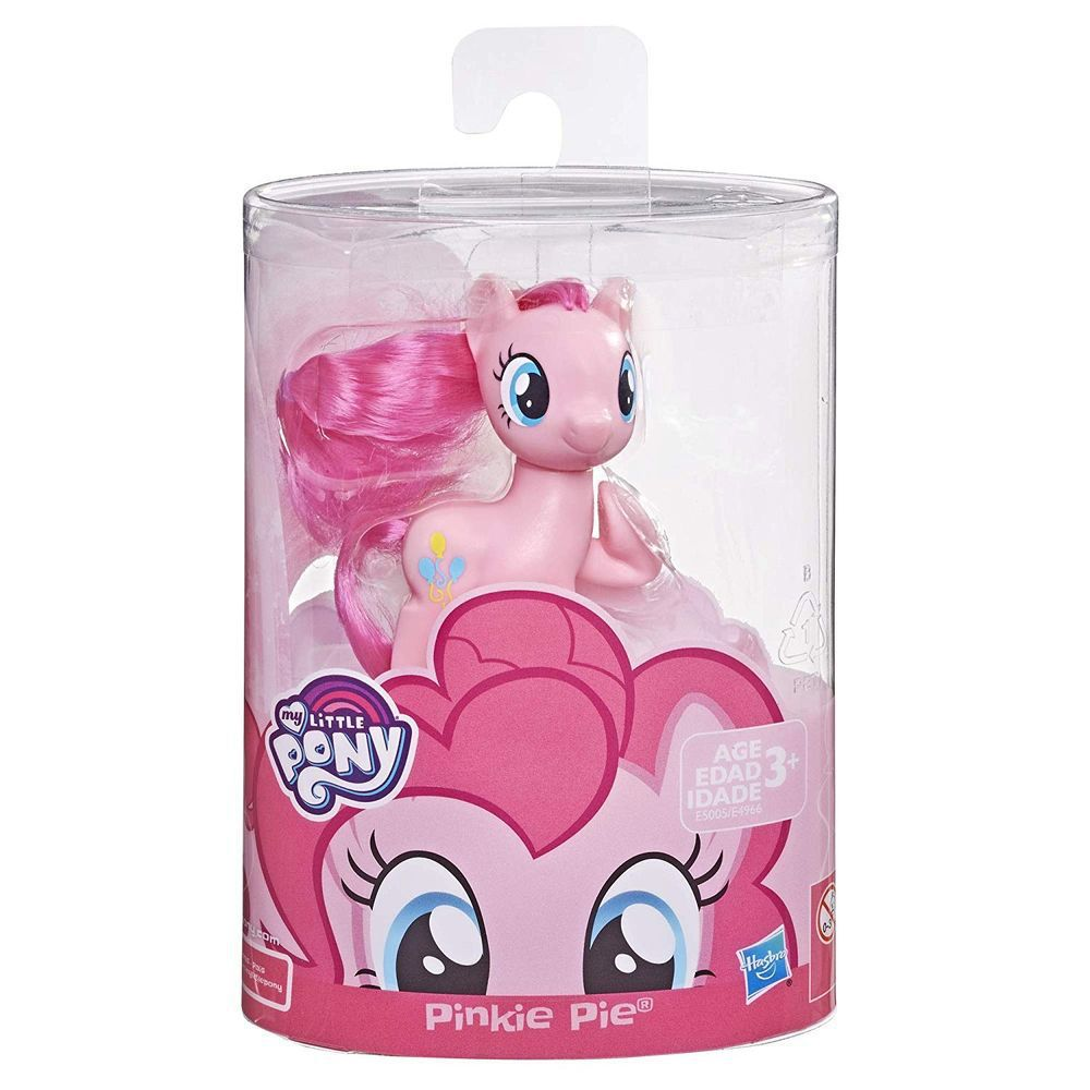 Mini Boneca My Little Pony Pinkie Pie E5005 E4600 - Hasbro