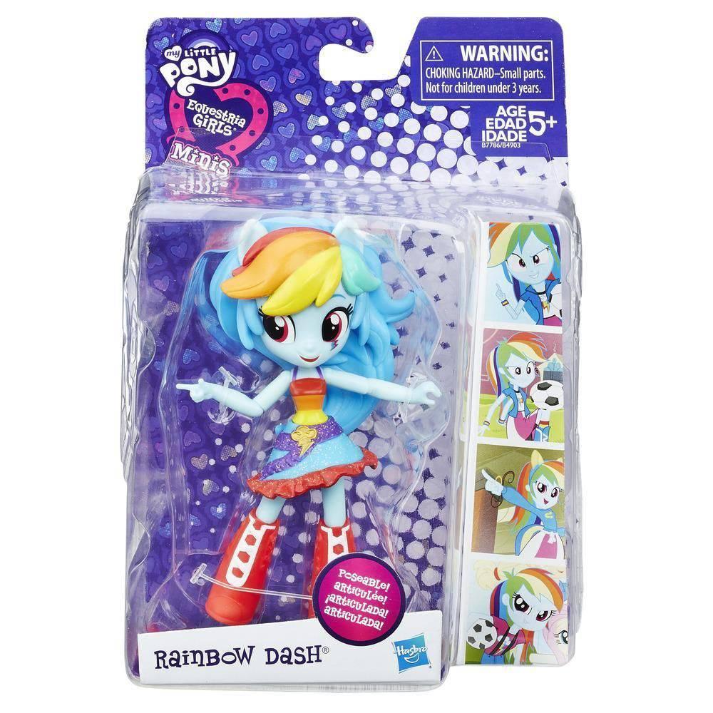 Minis My Little Pony Rainbow Dash - Hasbro