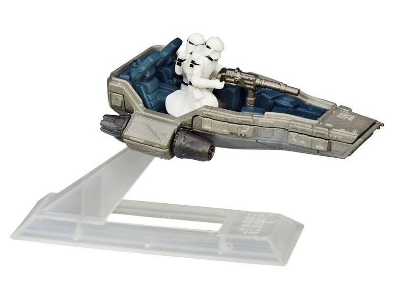 Mini Veículo Star Wars First Order Snowspeeder - Hasbro