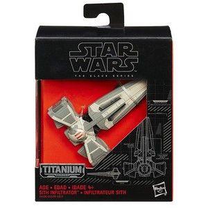 Mini Veículo Star Wars Sith Infiltrator - Hasbro