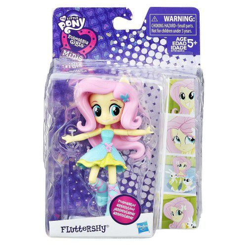 Minis My Little Pony Fluttershy - Hasbro