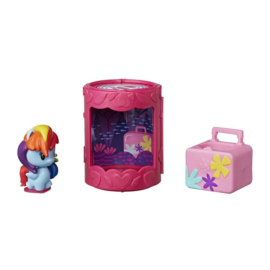 My Little Pony Cutie Mark Crew Cafeteria Sortido - Hasbro