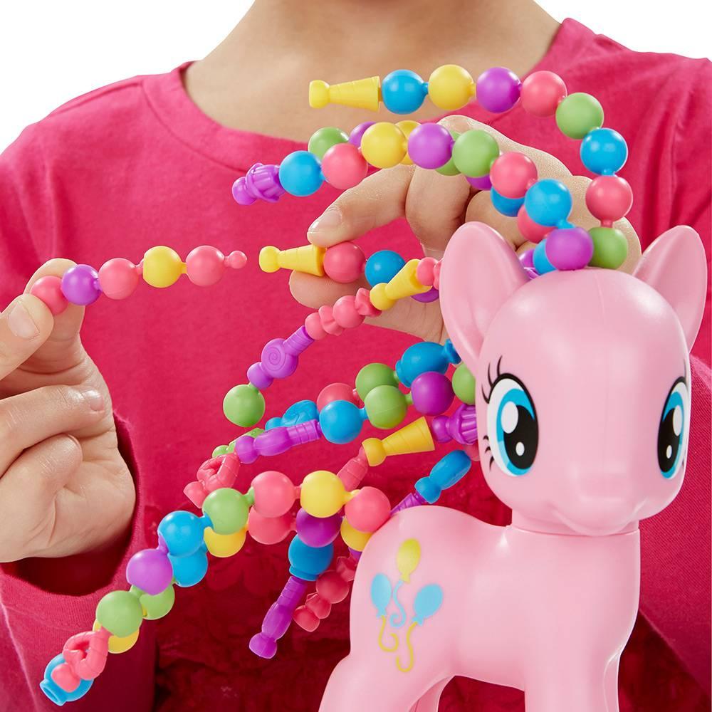 My Little Pony Pinkie Pie Penteado Adoravel - Hasbro