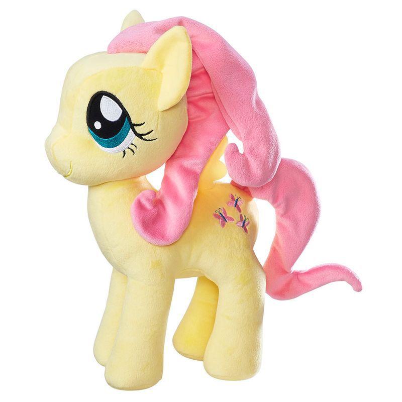 My Little Pony Fluttershy - Pelúcia Grande 30 Cm B9817 - Hasbro