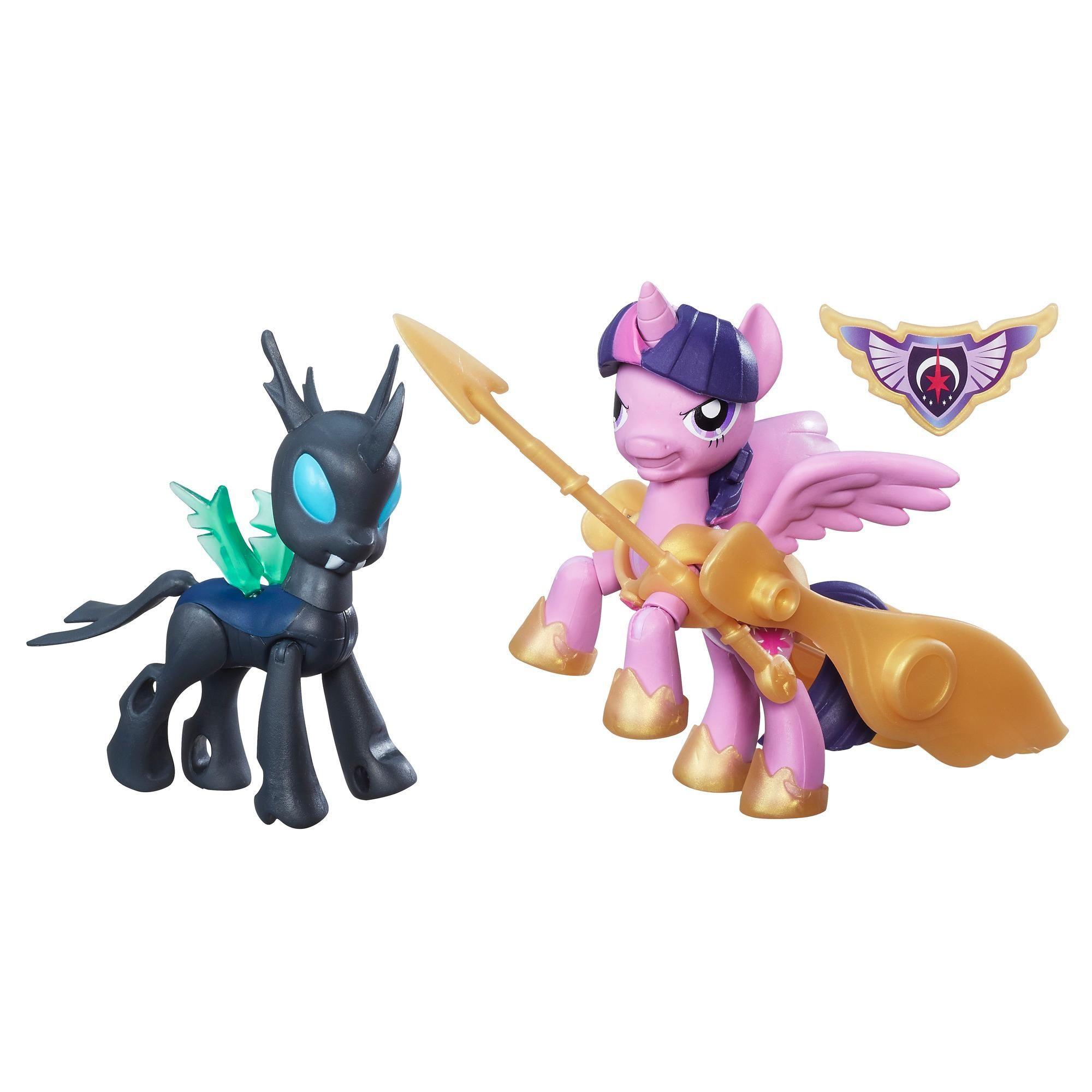 My Little Pony Guardians of Harmony - Princesa Twilight Sparkle contra o Mutante - Hasbro