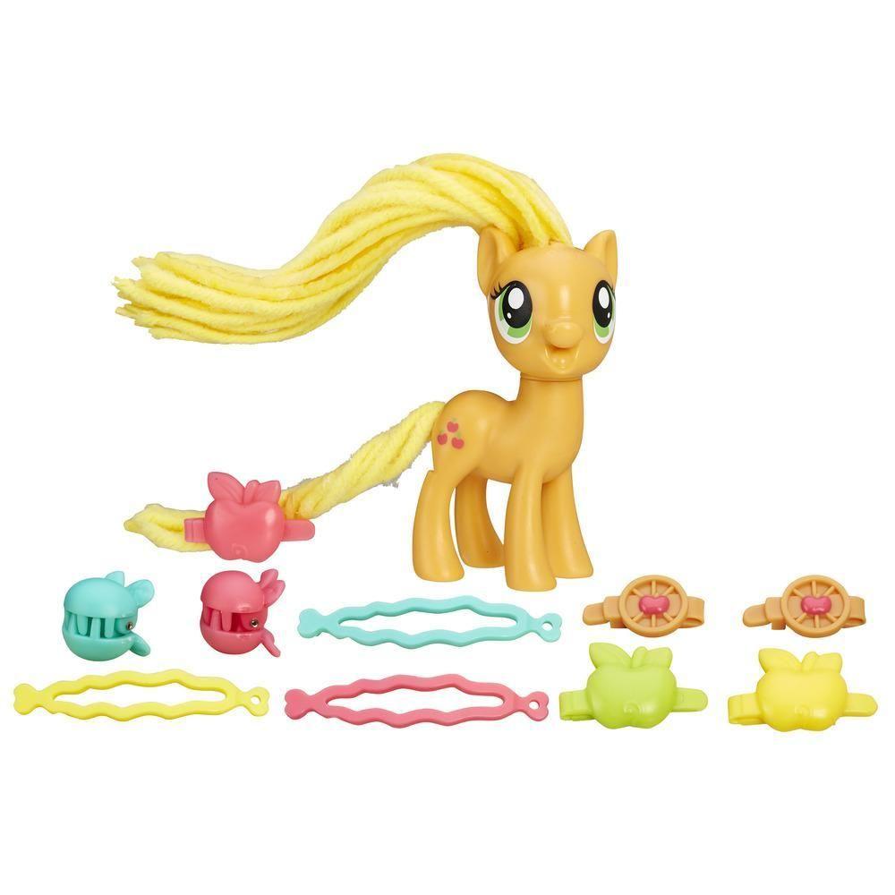 My Little Pony - Penteados Arrojados Applejack - Hasbro
