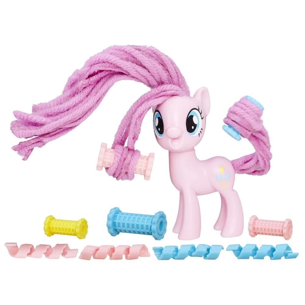 My Little Pony - Penteados Arrojados Pinkie Pie - Hasbro