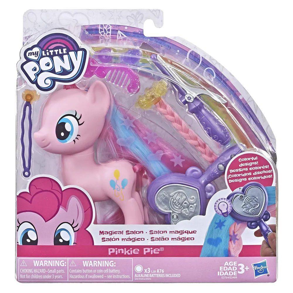My Little Pony Pinkie Pie Salão Mágico E3764 - Hasbro