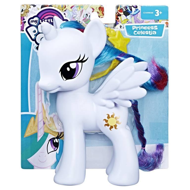 Boneca My Little Pony Princesa Celestia 20 cm C2169 - Hasbro