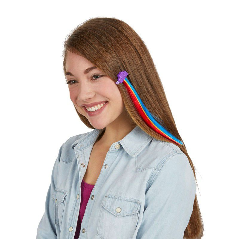 Boneca My Little Pony Rainbow Rocks Rainbow Dash Penteado de Arrasar - Hasbro
