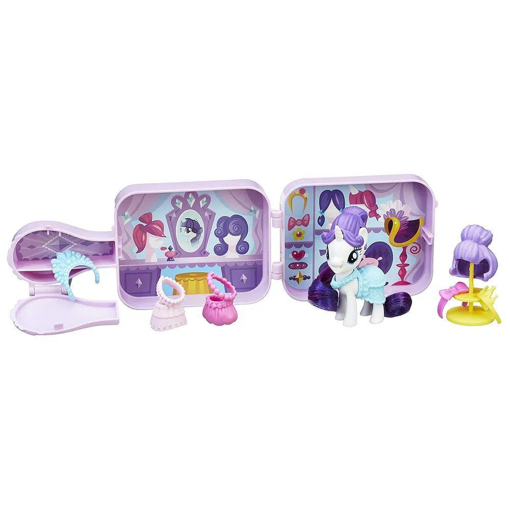 My Little Pony Rarity Boutique Espelho E0711 - Hasbro