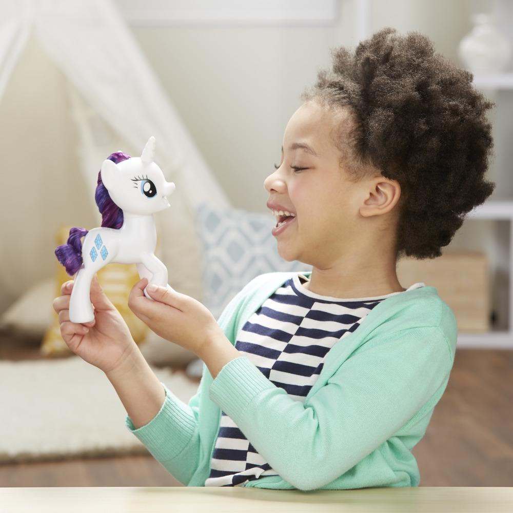 My Little Pony Rarity Conhecendo as Poneis  E2584 - Hasbro