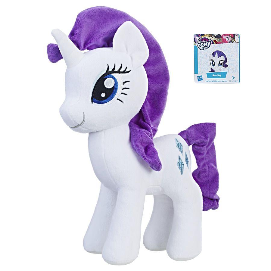 My Little Pony Rarity - Pelúcia Grande 30 Cm B9817 - Hasbro