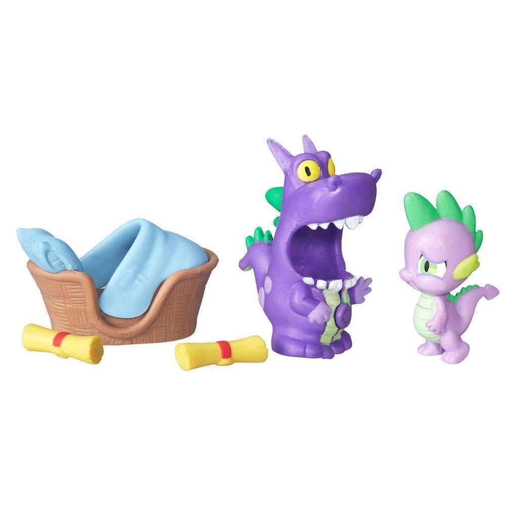 My Little Pony Spike o Dragão B7820 - Hasbro
