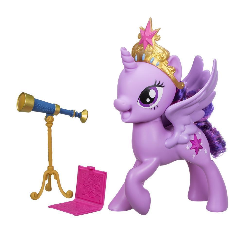 My Little Pony Twilight Sparkle Conhecendo As Pôneis E2585
