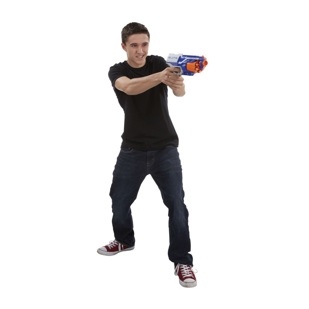 Nerf Elite Disruptor com 6 Dardos B9838 - Hasbro