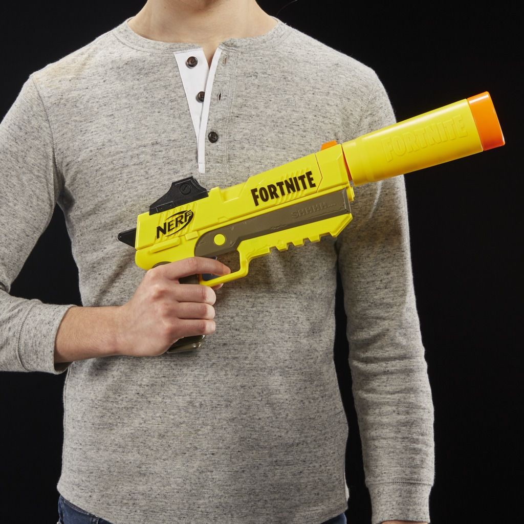 Nerf Fortnite SP-L Sneaky Spring Fall E7063 - Hasbro