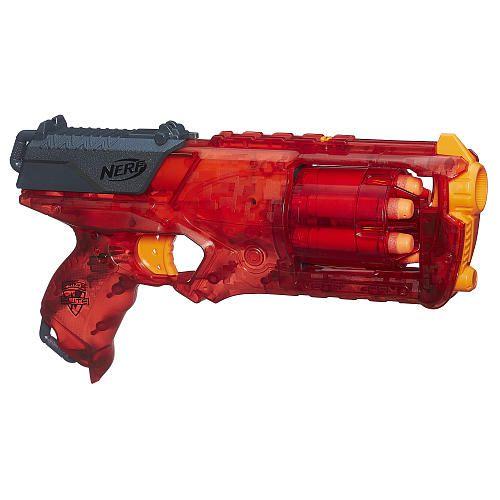 Lançador Nerf Strongarm B5993 - Hasbro