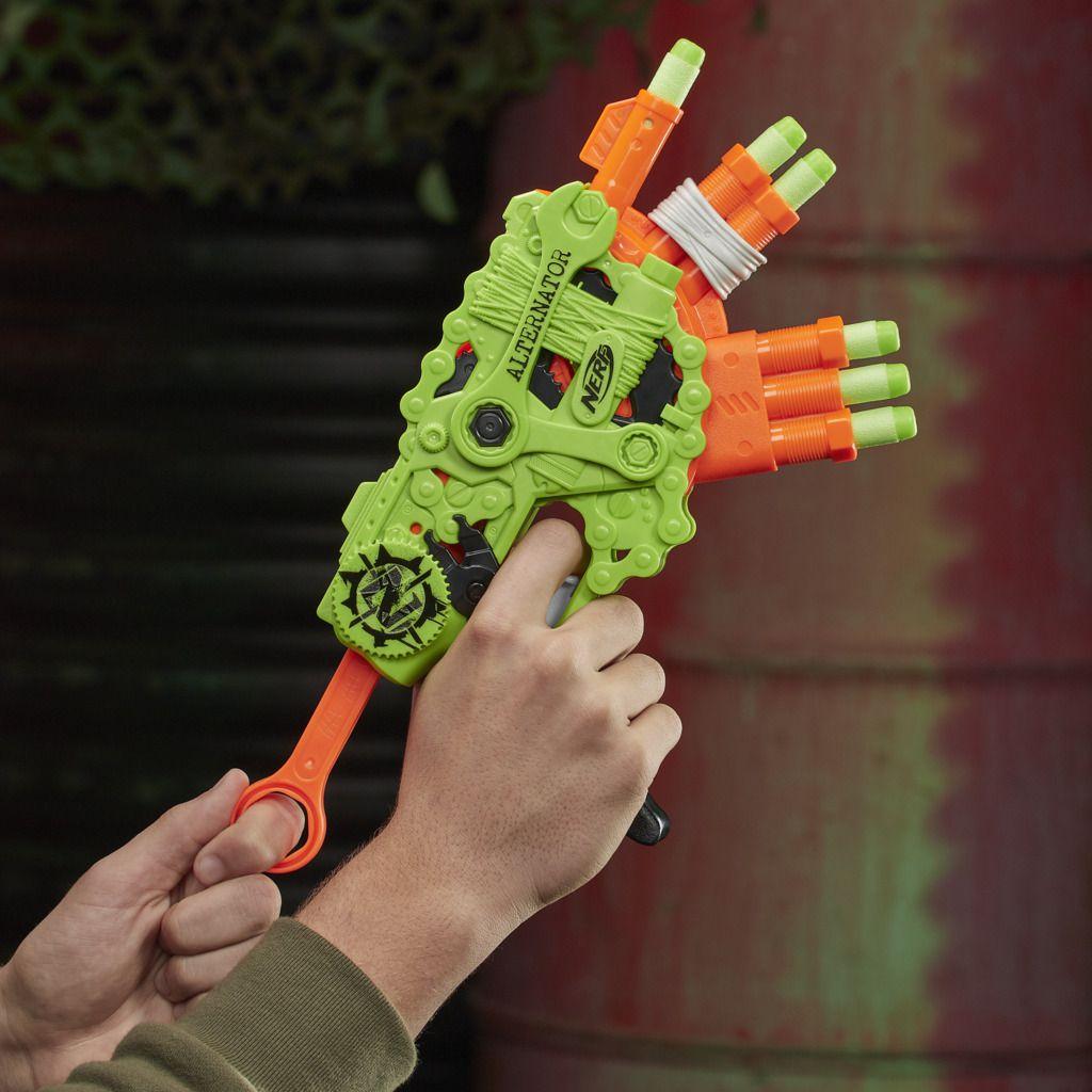 Nerf Zombie Alternator E6188 - Hasbro
