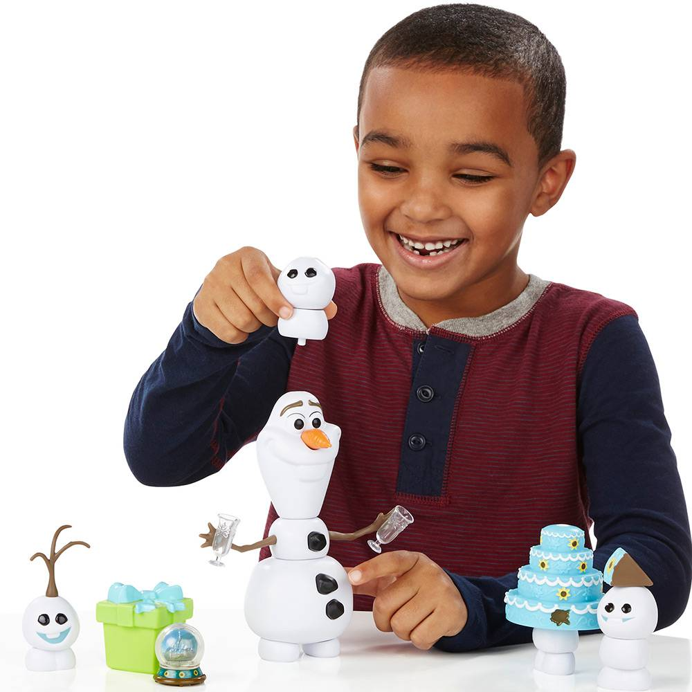 Olaf Frozen Fever Festa - Hasbro