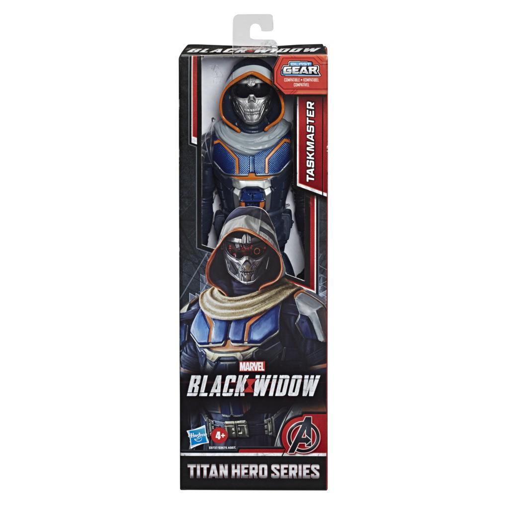 Pack Bonecos Marvel TaskMaster e Black Widow E8675 - Hasbro