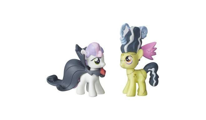 Pack Mini My Little Pony Pinkie Pie + Sweetie Belle + Pip Pinto - Hasbro