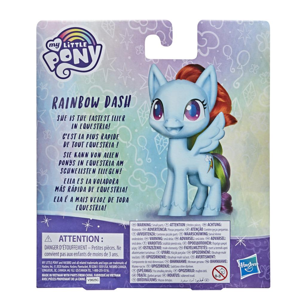 PACK My Little Pony Pinkie Pie + Rainbow Dash F0176/F0177 - Hasbro