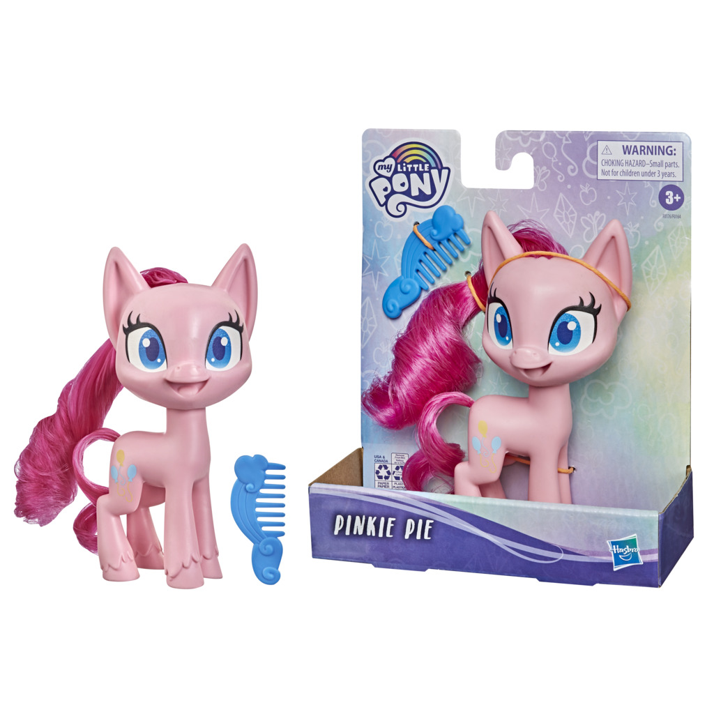 PACK My Little Pony  Pinkie Pie + Twilight Sparkle F0176/F0175 - Hasbro