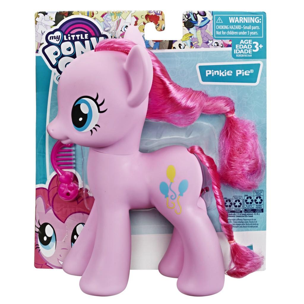 Pack My Little Pony Rainbow Dash + Pinkie Pie 20 Cm - Hasbro