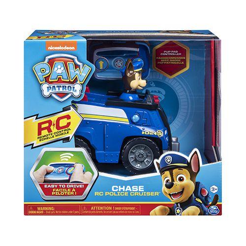 Patrulha Canina Chase Carrinho de Controle Remoto 1298 - Sunny