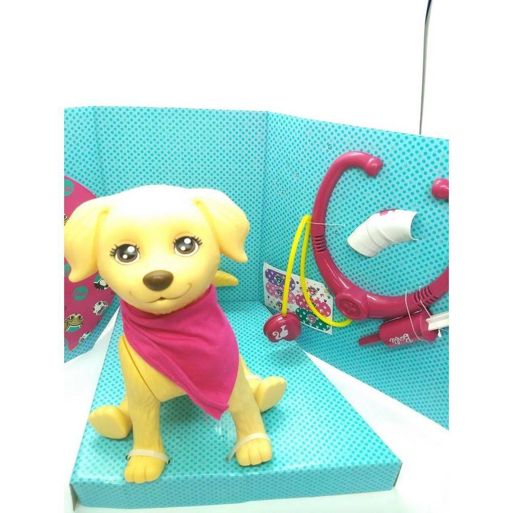 Pet da Barbie Veterinária 20 cm - Puppe