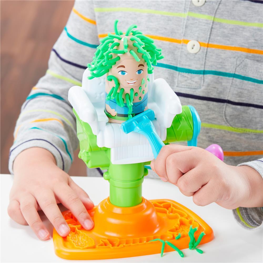 Play Doh Barbearia Divertida E2930 - Hasbro
