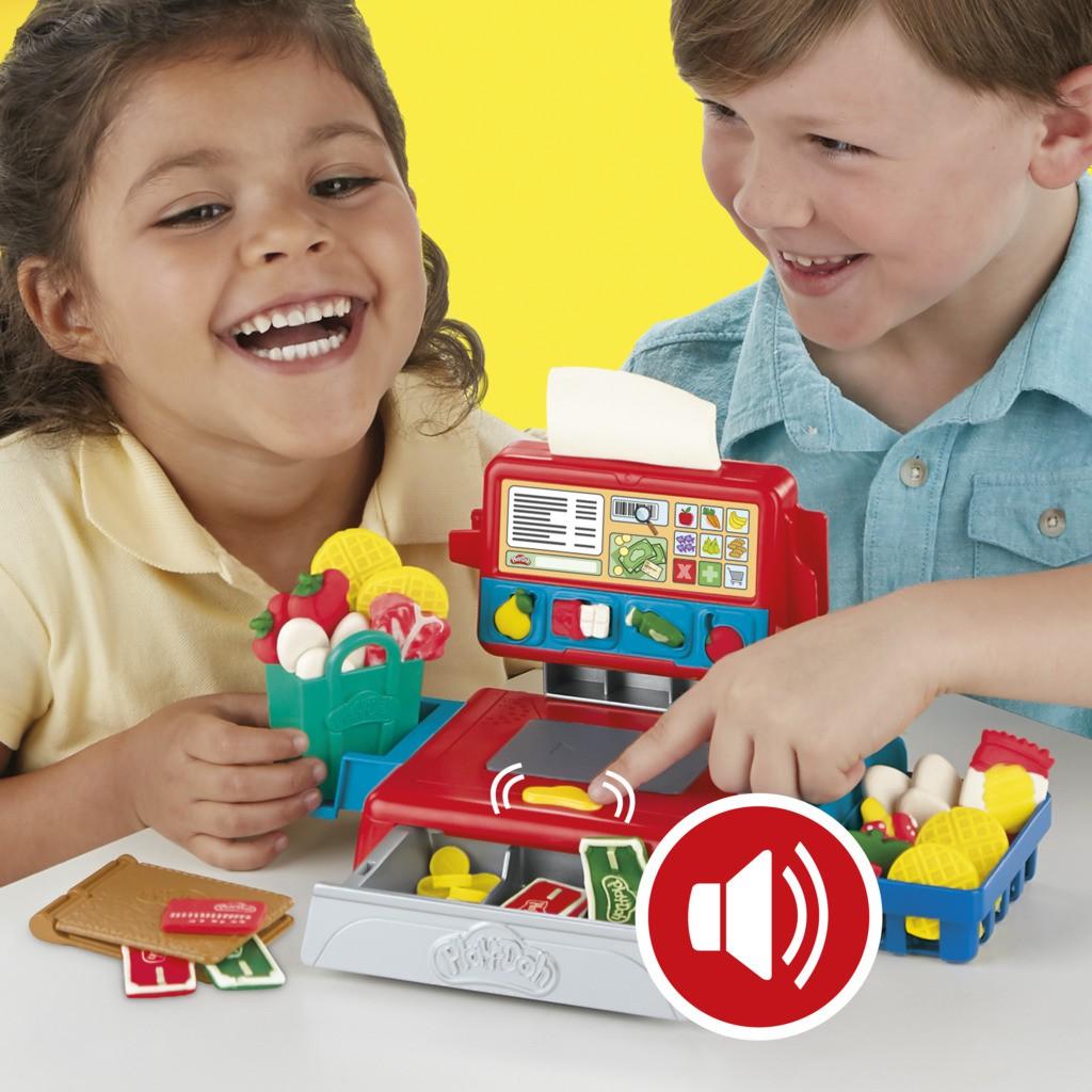 Play Doh Caixa Registradora E6890 - Hasbro