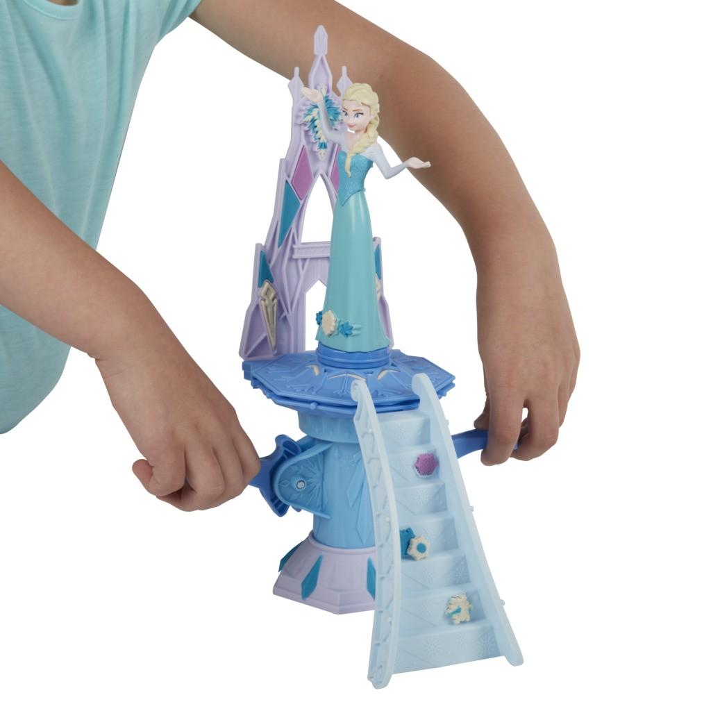 Play Doh Frozen Castelo de Gelo da Elsa B5530 - Hasbro
