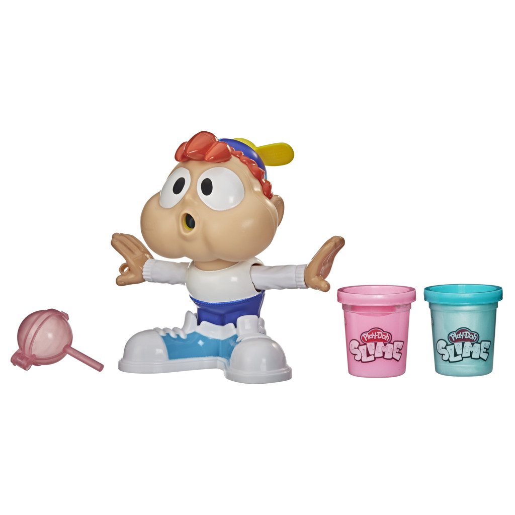 Play Doh Slime Chewie Charlie Bola de Chicle E8996 - Hasbro