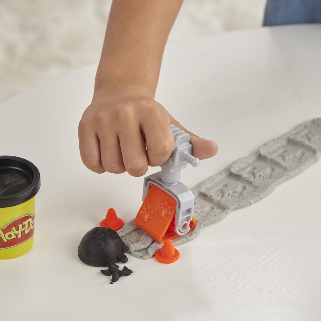 Play Doh Wheels Caminhao Betoneira de Cimento E6891 - Hasbro