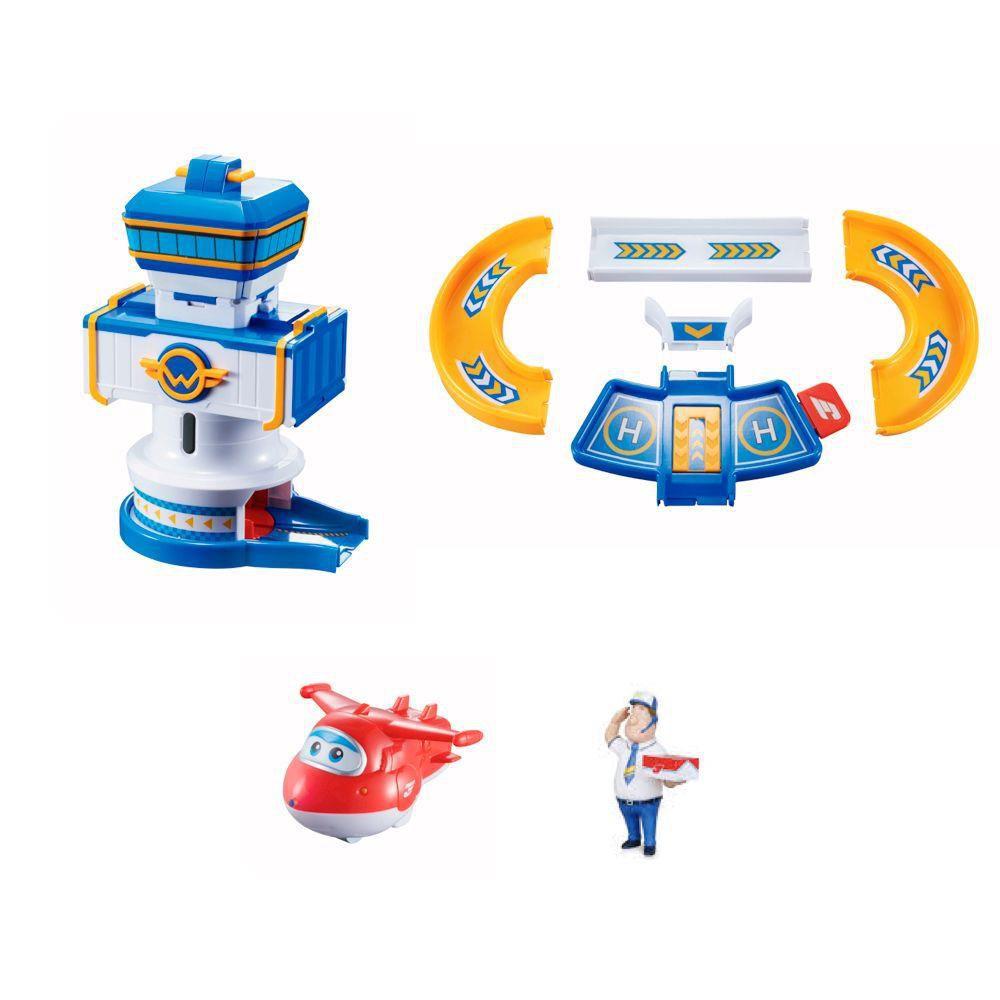Torre de Controle Super Wings - Fun