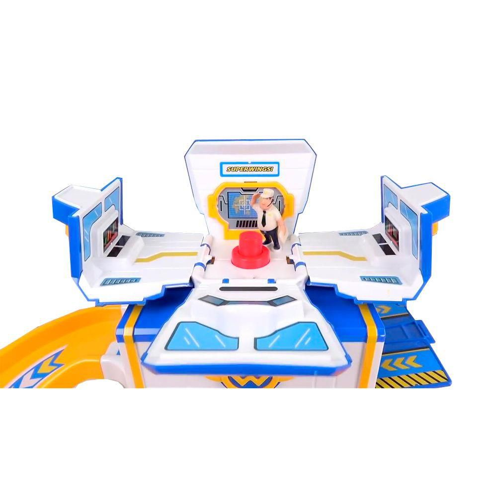 Torre de Controle Super Wings - Fun