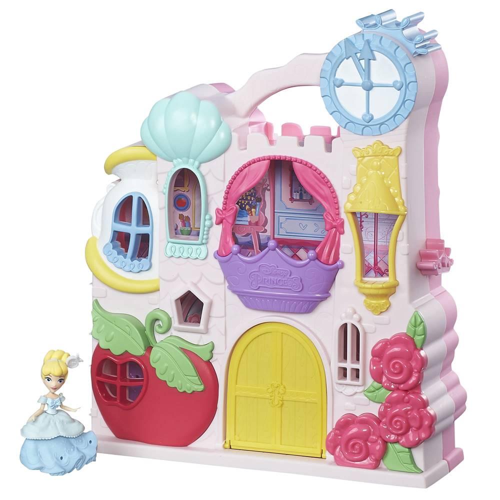 Playset Little Kingdom Mini Castelo da Cinderela - Hasbro