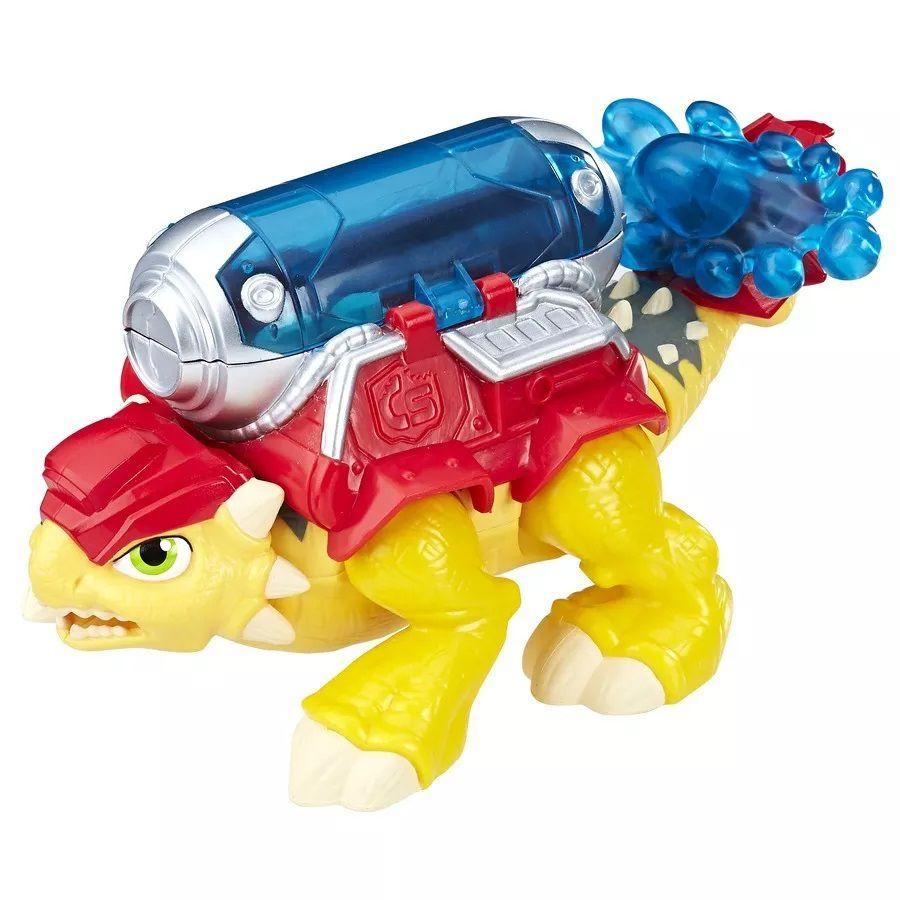 Chomp Squad Acquarex Dinossauro Water Whipper Playskool Heroes E1453 - Hasbro E0834