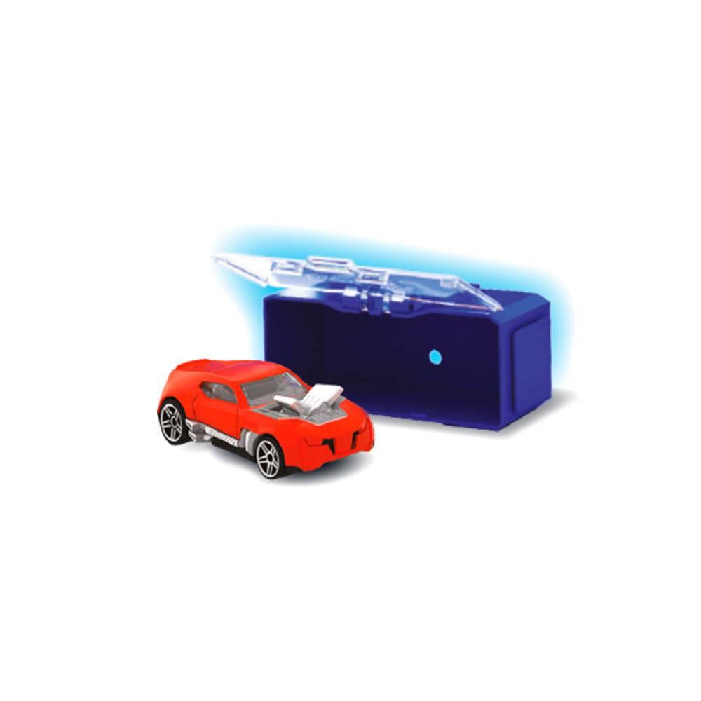 Porta Carrinhos Hot Wheels 8 modulos - Fun
