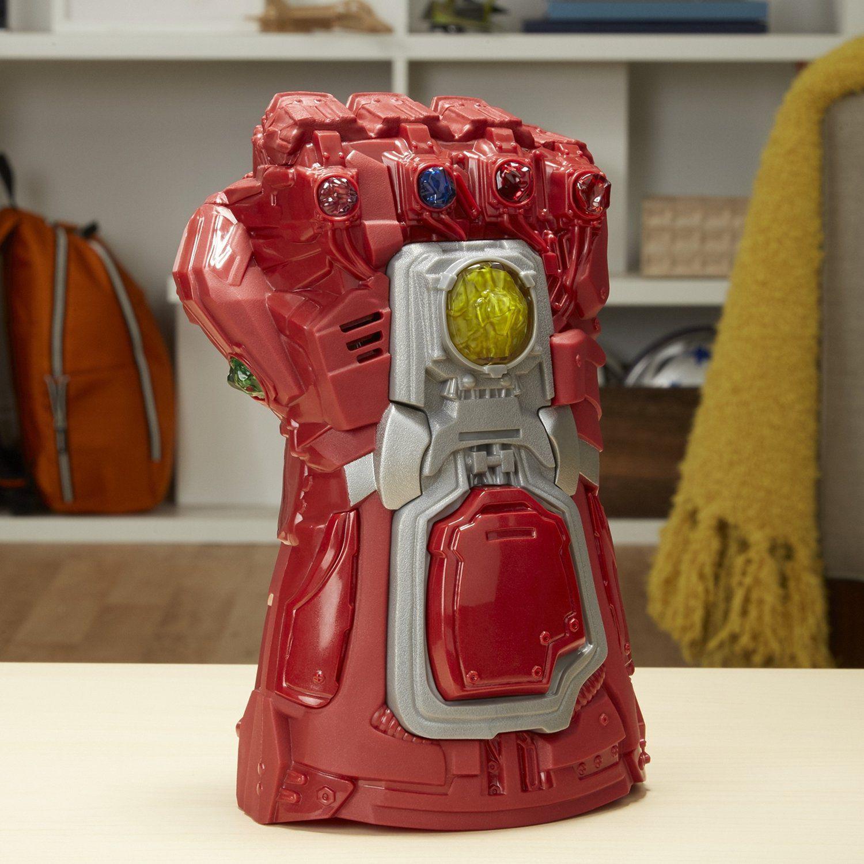Punho Manopla Do Infinito Eletrônica do Homem de Ferro E9508 - Hasbro