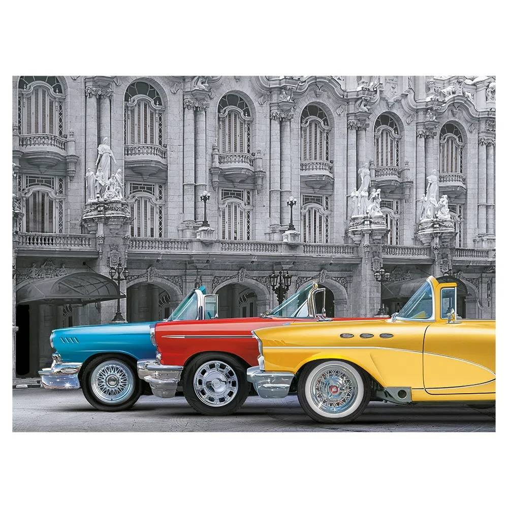 Quebra Cabeça 500 Peças Havana - Puzzle Grow