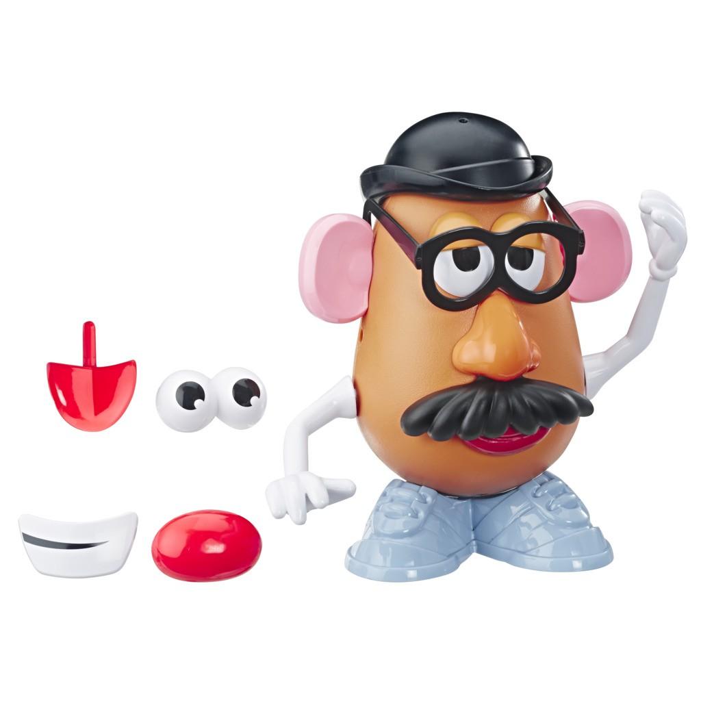 Sr E Sra Cabeça De Batata Mr. Potato Head Toy Story 4 E3069 - Hasbro